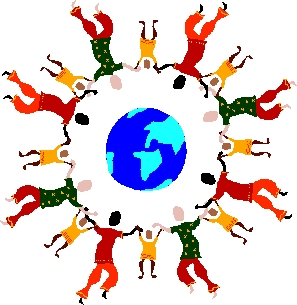 A Picture of the World Community Of MotivateUs.com.