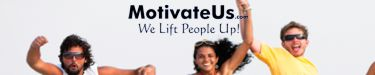 MotivateUs - People and The Community Cheering