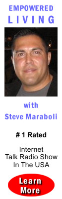 My friend, Dr. Steve Maraboli
