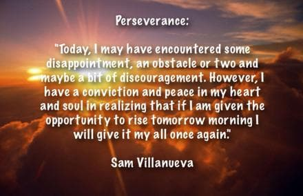 "Inspirational Quotes About Perseverance Brilliant Inspirational Quotes""  Motivation And Inspiration For Life"