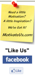 are you following our inspirational and positive quotes on Facebook